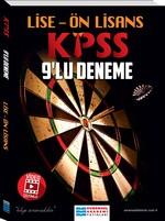 KPSS Lise-Ön Lisans 9'lu Deneme