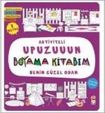 Benim Güzel Odam-Aktiviteli Upuzuuun Boyama Kitabım