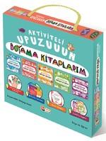 Aktiviteli Upuzuuun Boyama Kitabım-5 Kitap Takım
