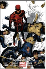 Uncanny X-Men Cilt 6-Hikayeler Kuşağı