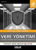 Veri Yönetimi-System Center Data Protection Manager