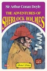 The Adventures Of  Sherlock Holmes-Purple Book