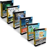 Mobil Uygulama Geliştirme Seti-6 Kitap Takım