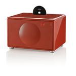 Geneva Model L Bluetooth Radyolu Hoparlör CD Çalar Kırmızı