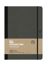Flexbook- Akıllı Defter Çizgili Siyah 17x14