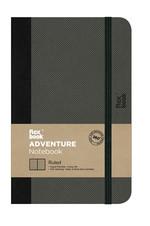 Flexbook-Akıllı Defter Çizgili Siyah 9x14