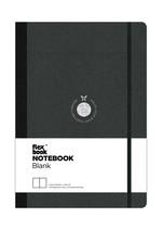 Flexbook-Akıllı Defter Düz Siyah 17x24