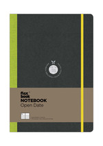 Flexbook-Akıllı Defter Çizgili A.Yeşil 17x24