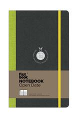 Flexbook-Akıllı Defter Çizgili Açık Yeşil 13x21