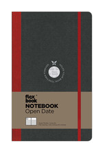 Flexbook-Akıllı Defter Çizgili Kırmızı 13x21