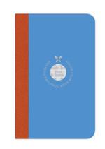Flexbook-Akıllı Defter Çizgili Mavi 9x14