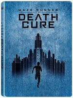 Maze Runner: The Death Cure  - Labirent Son İsyan Steelbook
