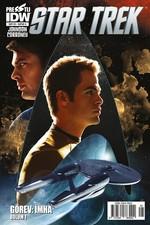 Star Trek Sayı 5 Kapak A-Çizgi Roman Dergisi