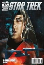 Star Trek Sayı 6 Kapak A-Çizgi Roman Dergisi