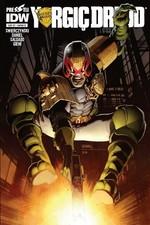 Yargıç Dredd Sayı 7 Kapak B-Çizgi Roman Dergisi