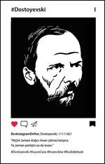 Dostoyevski Bookstagram Defter - Aylak Adam Hobi