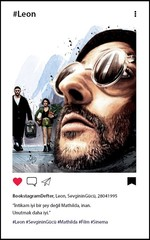 Leon Bookstagram Defter - Aylak Adam Hobi