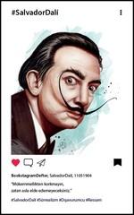 Salvador Dali Bookstagram Defter - Aylak Adam Hobi