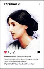 Virginia Woolf Bookstagram Defter - Aylak Adam Hobi