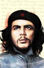 Che Guevara Yumuşak Kapaklı Defter - Aylak Adam Hobi