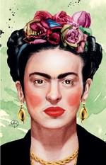 Frida Kahlo 1 Yumuşak Kapaklı Defter - Aylak Adam Hobi