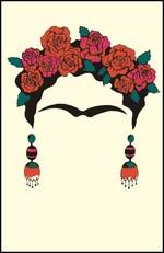 Frida Kahlo 4 Yumuşak Kapaklı Defter - Aylak Adam Hobi