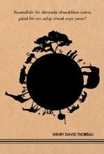 Henry David Thoreau Kraft Defter - Aylak Adam Hobi