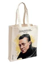 Albert Camus Aforizma Bez Çanta - Aylak Adam Hobi