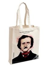 Edgar Allan Poe Aforizma Bez Çanta - Aylak Adam Hobi