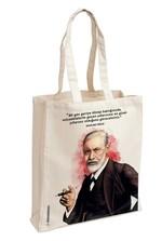 Sigmund Freud Aforizma Bez Çanta - Aylak Adam Hobi