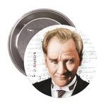 Aylak Adam Hobi-M.Kemal Atatürk 1 Rozet