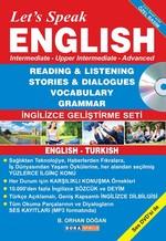 Let's Speak English-Özel Basım