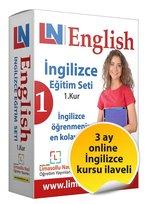 İngilizce Eğitim Setleri 1. Kur+3 Aylık Online