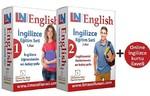 İngilizce Eğitim Setleri 2 Kur Bir Arada+6 Aylık Online İngilizce Kursu