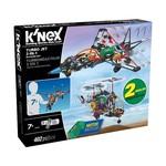 K'nex-Turbo Jet 2 Model Set Motorlu