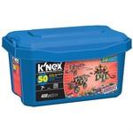 K'nex-50 Model Set 408 Parça