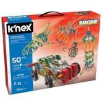 K'nex-50 Model Set Motorlu