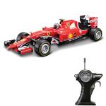 Maisto-1/24 F-1 Ferrari SF15-T Racing R/C 81190