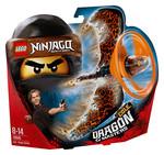 Lego-Ninjago Cole - Dragon Master 70645
