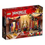 Lego-Ninjago Throne Room Showdown 70651