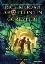 Apollon'un Görevleri 3-Yanan Dehliz
