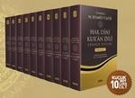 Hak Dini Kur'an Dili Türkçe Tefsiri-10 Kitap Takım