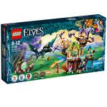 Lego-Elves Elf Yıldızı Ağacı Yarasa Sal. 41196
