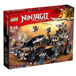 Lego-Ninjago Dieselnaut 70654