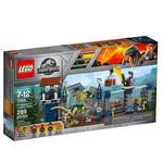 Lego Jurassic World Dilophosaurus Karakol Saldırısı 75931