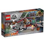 Lego-J.World Jurassic Park Velociraptor T.75932