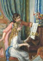 K.Color-Puz.500 Piyano Dersi 34x49