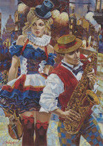 K.Color-Puz.2000 Kabere 70x100