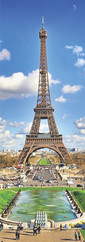 K.Color-Puz.1000 Panoramik Paris 34x96
