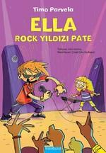 Ella-Rock Yıldızı Pate